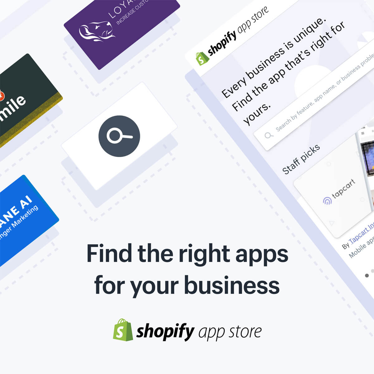 Shopify App Store Ecommerce App Marketplace